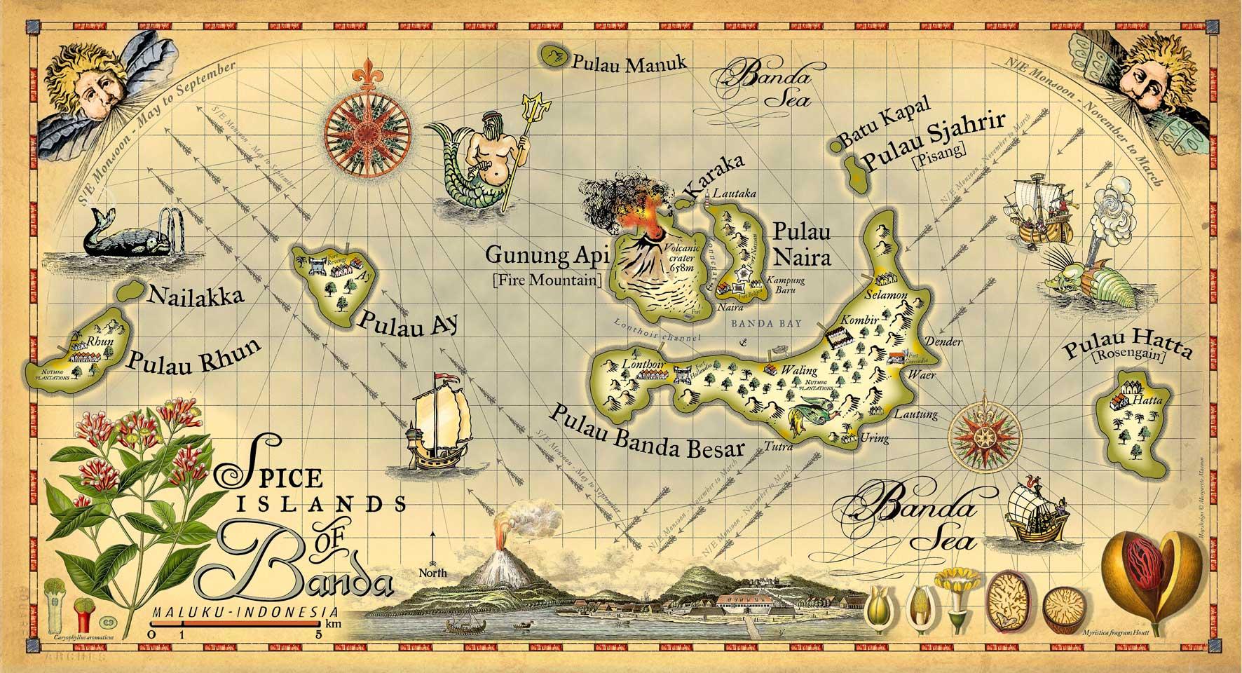 Pulau Banda | cilubintang.com