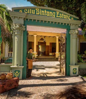 <span>Welcome to </span><br>Cilu Bintang Estate