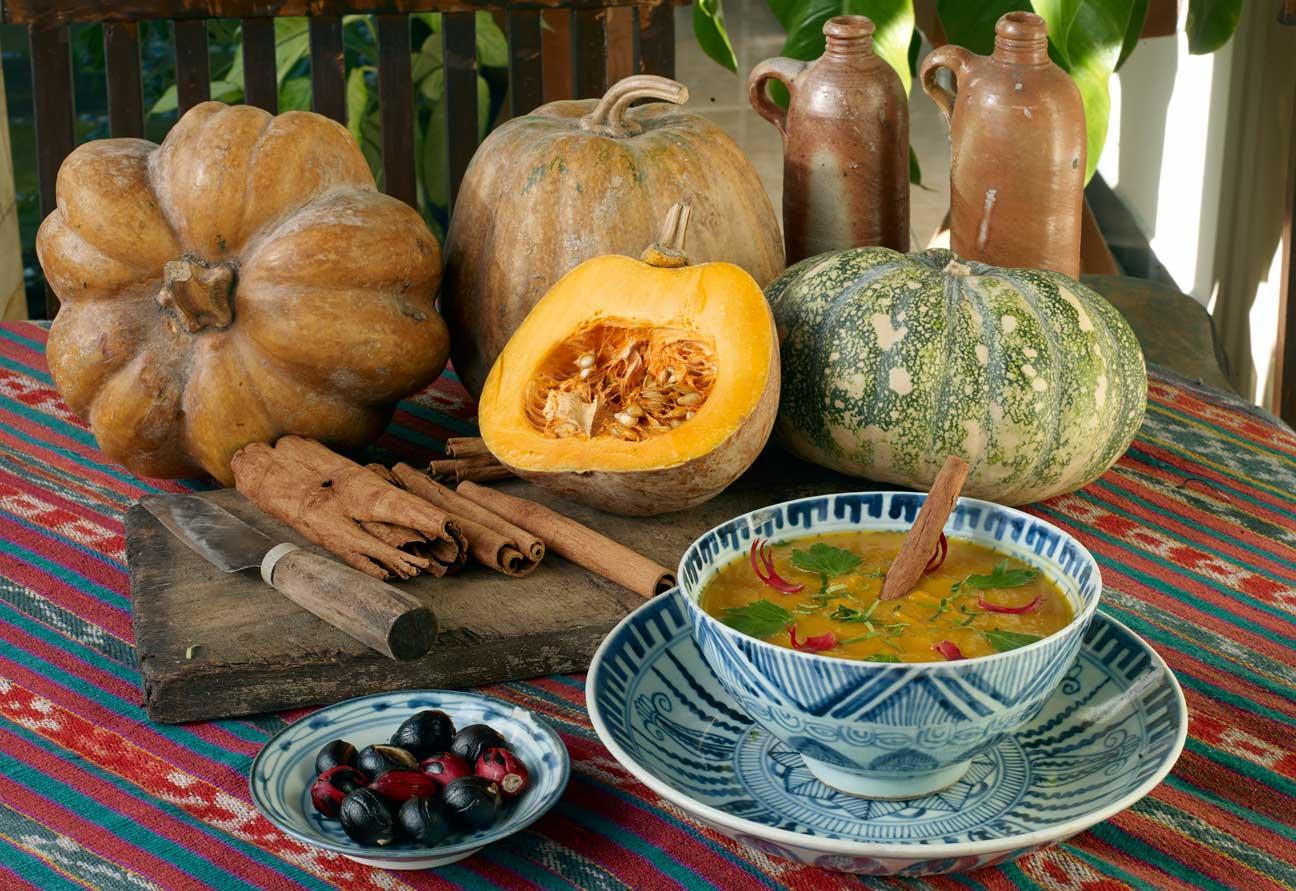 Bandanese Pumpkin Soup