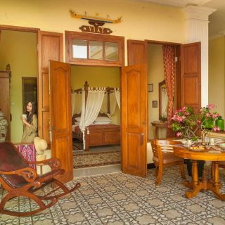 Viat Standart Room - Cilu Bintang Estate - Banda islands