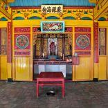 "Banda Neira ""Kongsi Klenteng"" 15th century Chinese temple"