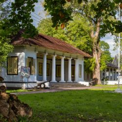 Banda Islands colonial buildings